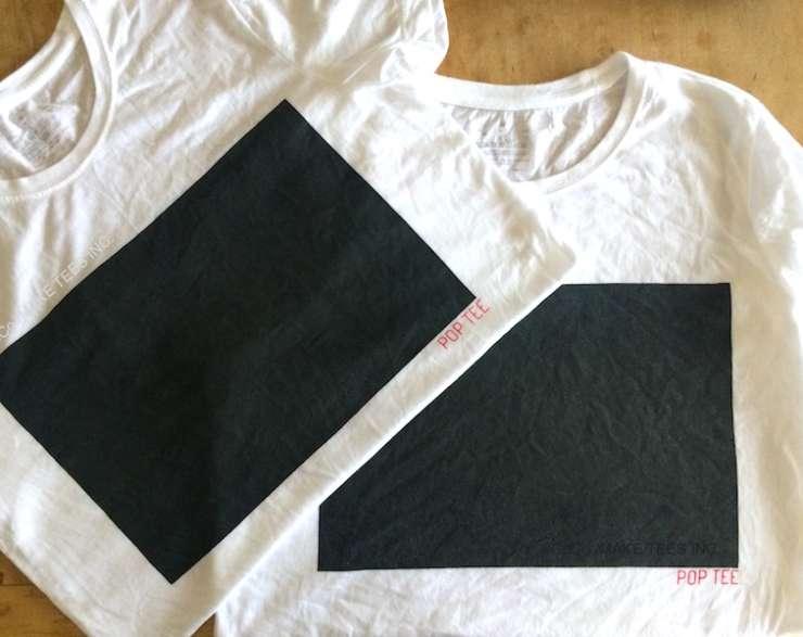 黒板TシャツPOP TEEの洗い方〜その2〜