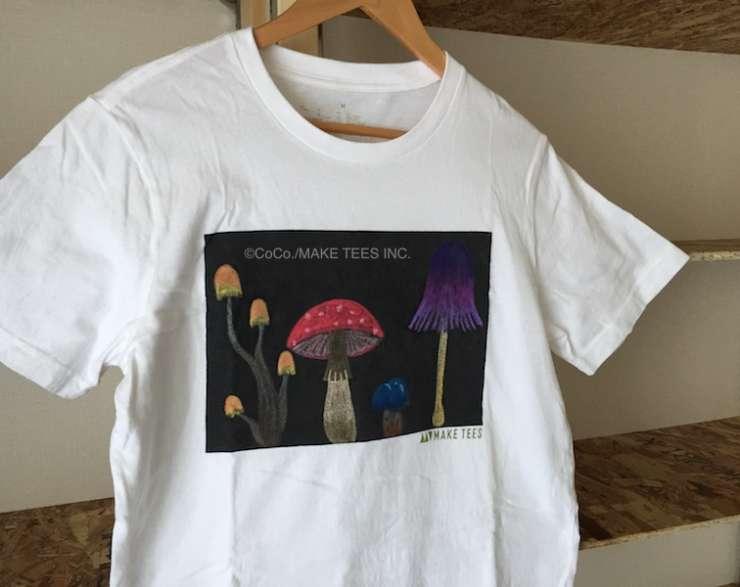 黒板TシャツPOP TEEイベント参加|大阪文化芸術フェス2018